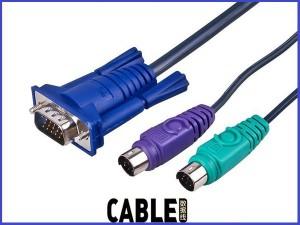 HDMI & SCSI & VGA & KVM CABLE2019111207