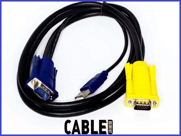 High Quality Custom Cable Looms – HDMI & SCSI & VGA & KVM CABLE2019111209 – Qidi CN Featured Image
