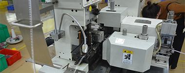 Our equipment can manufacture different types of electronic products.